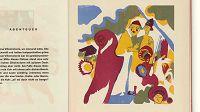 """1913-""""Klange (Sounds)"""" by Vasily Kandinsky"""