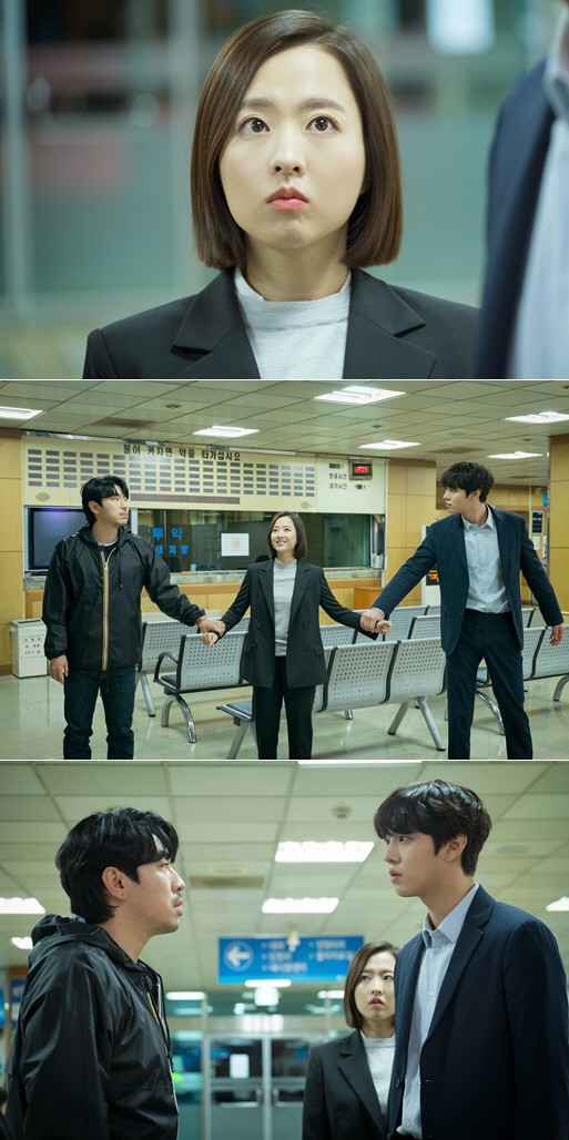 """Abyss"" Ahn Hyo Seop - Lee Shi Eon has caught fighting between Park Bo Young."