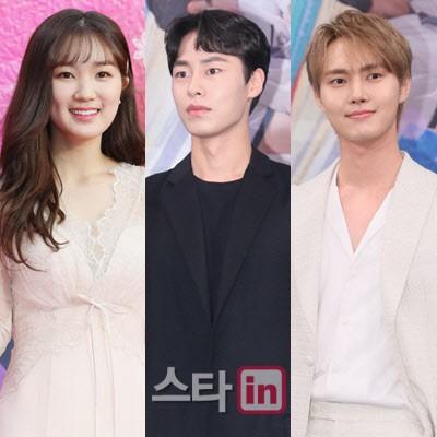 [단독] 김혜윤 이재욱 이태리, '여신강림' 총출동…'어하루' 의리 | 인스티즈