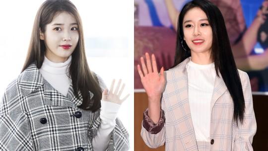 [단독] 아이유, 지연 '온앤오프' 출격… 십년지기 '찐우정' 공개 | 인스티즈