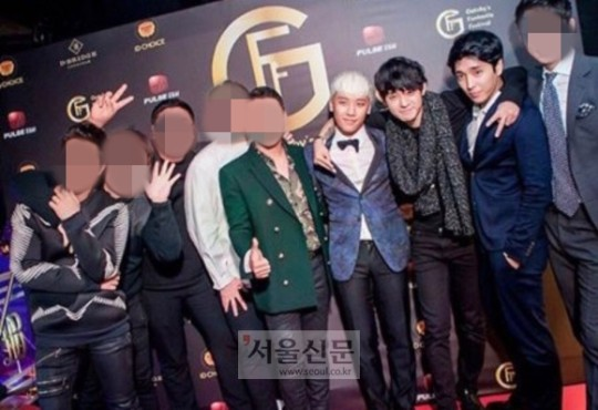 pann-choa】Seungri, List Of People Who Attended His Party