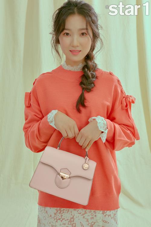 Photoshoot Sky Castle S Kim Hyeyoon For Star1 Celebrity
