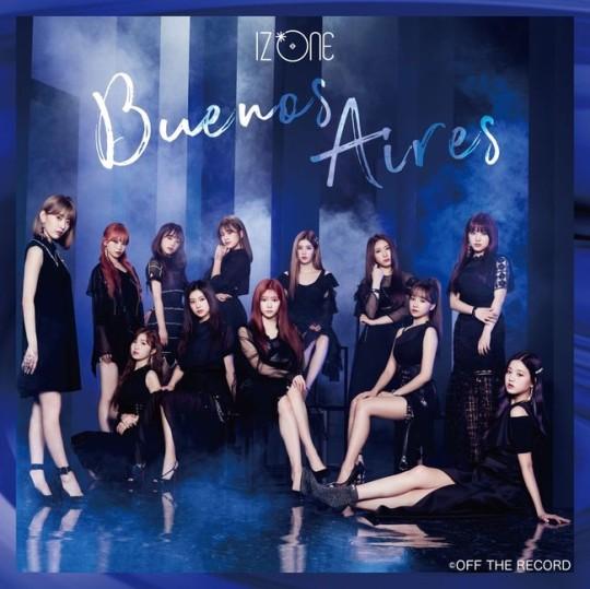 IZone dominates Japanese Oricon charts with