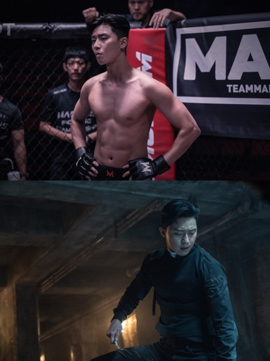 "[K-Movie]: Park Seo Joon Shares Difficulties Of Filming Action Scenes For ""The Divine Fury"""