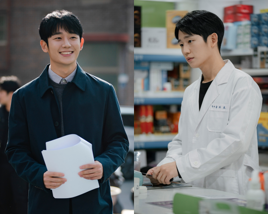 'Spring Night' reveals the new back side of the character of Yoo Ji Ho (Jung Hae In)
