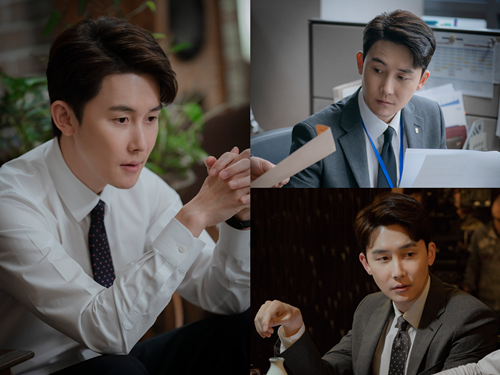 Actor Kim Joon Han turns into a man with a soft charisman in drama 'Spring Night'
