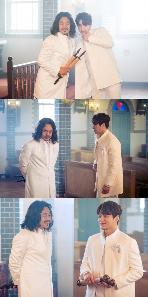 'Dan, One Love' Kim Myung Soo and Kim In Kwon-Couple angel chemistry never seen before