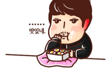 드라마 '시그널'의 팬아트 이미지
