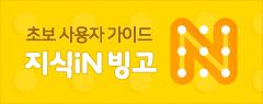 초보 사용자 가이드 지식iN 빙고