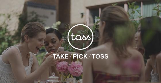 Toss - 라인(LINE)이 만든 사진 공유 앱