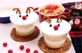 크리스마스 핵인싸템!? 루돌프 컵케익
